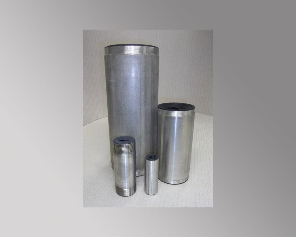 Stators of VA steel